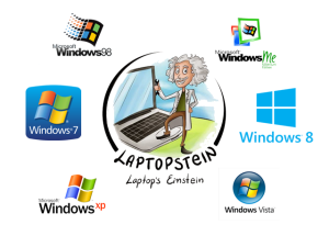 Instalare Sistem Operare LaptopStein